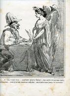 Campagne D'Italie 1859.Napoléon III.Invasion Du Piémont Par Les Autrichiens.la Victoire Ne Connaît Pas Les Autrichiens. - Prenten & Gravure