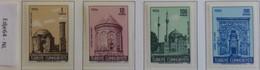 Turkije 1968 Frankeerzegels Historische Bouwwerken - 1921-... República