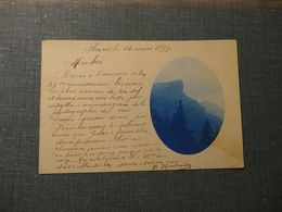 Fleurier 1899 Nach Singapore A Hong Kong  - Schanghai (3597) - NE Neuchatel