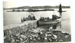 22* ILE DE BREHAT  (CPSM) Arrivee Des Vedettes A Port Clos - Ile De Bréhat