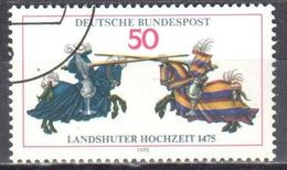 Germany BRD 1975 - Mi.844 - Gestempelt - Used - Usados