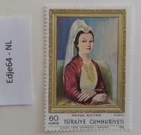 Turkije 1969 Hafsa - 1921-... República