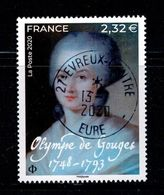 2020 OLYMPES DE GOUGES OBLITERE CACHET ROND 13-07-2020 #230# - Frankreich