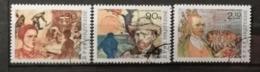 Albanie 1990 / Yvert N°2233-2235 / Used - Albanien