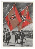 Propagandakarte , Heimkehr Der Legion Condor , 1939 - Cartas