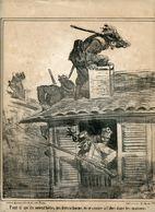 Campagne D'Italie 1859.Napoléon III.Invasion Du Piémont Par Les Autrichiens.ramoneurs Savoisiens Piègent Les Autrichiens - Prenten & Gravure
