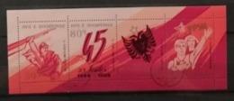 Albanie 1989 / Yvert N°2211-2214 / Used - Albanien