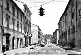 San Severino - Viale Bartolomeo Eustachio - Macerata