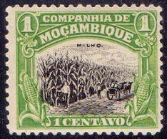 MOCAMBOQUE - CORN - *MNH - 1918 - Landwirtschaft