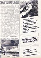 (pagine-pages)PUBBLICITA' PIRELLI  Tempo1954/30. - Libri, Riviste, Fumetti