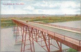 Minnesota St Paul High Bridge - St Paul