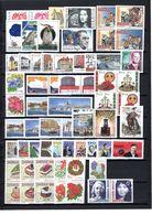 Zweden: 1998 - Jaargang Compleet Postfris / Year Complete MNH - Années Complètes