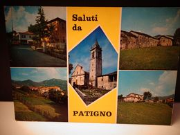 Cartolina  Saluti Da Patigno Di Zeri Prov Massa Carrara - Massa