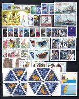 Zweden: 1999 - Jaargang Compleet Postfris / Year Complete MNH - Années Complètes
