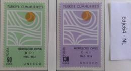 Turkije 1967 Internationale Hydrologische Decade - 1921-... República