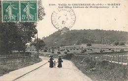 78 St Saint Remy Vallée De La Chevreuse Vue Sur Le Chateau De Montgommery - St.-Rémy-lès-Chevreuse