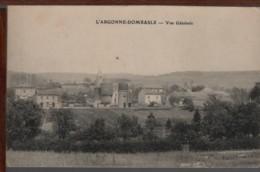 55 - DOMBASLE - Vue Générale - France