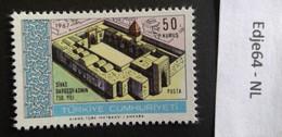 Turkije 1967 Sivas Ziekenhuis 750 Jaar - 1921-... República
