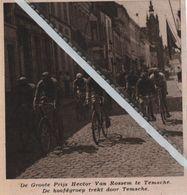 TEMSCHE..1933.. DE GROTE PRIJS VAN HECTOR VAN ROSSEM - Vecchi Documenti