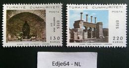 Turkije 1967 Reis Paus Paulus VI Naar Efese - 1921-... República