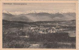 MONVALLE - PANORAMA GENERALE - Varese