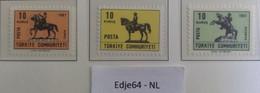 Turkije 1967 Frankeerzegels Postkaart - 1921-... República