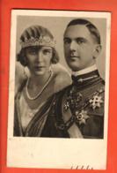 MOA-19 Umberto Di SAvoia E Maria José Del Belgio. Viaggiata In 1930, Francobollo Manca. - Personajes