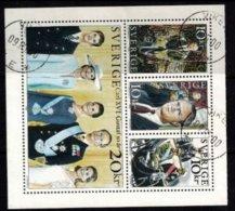 Mi.MH 213 Royal Family - Hojas Bloque