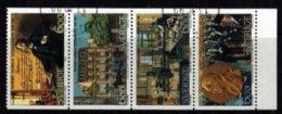 Mi.1917-20 Nobel - Hojas Bloque