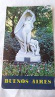 Argentina Buenos Aires Statue Monument  L'Eveil De La Nature Carte Postale Postcard #14 - Monuments