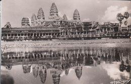 Angkor Vat - Vue Générale Du Temple - Camboya