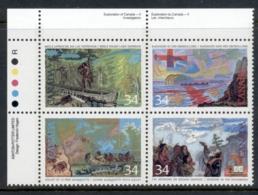 Canada 1987 Explorers MUH - 1952-.... Elizabeth II