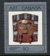 Canada 1989 Art Ceremonial Frontlet MUH - 1952-.... Elizabeth II