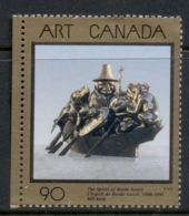 Canada 1996 Art York Boat Muh - 1952-.... Elizabeth II