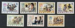 Dominica 1973 WHO 25th Anniv. MUH - Dominica (1978-...)