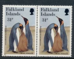 Falkland Is 1991 Penguins 3.5p Pr MUH - Falkland Islands