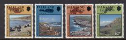 Falkland Is 1990 Nature Reserves MUH - Falkland Islands