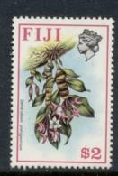 Fiji 1971-72 Flowers $2 MUH - Fidji (1970-...)
