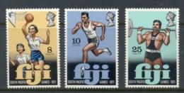 Fiji 1971 South Pacific Games MUH - Fidji (1970-...)