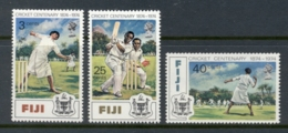 Fiji 1974 Centenary Of Cricket MUH - Fidji (1970-...)