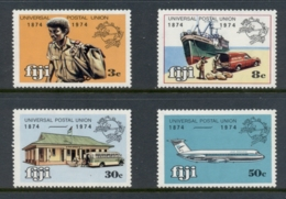 Fiji 1974 UPU Centenary MUH - Fidji (1970-...)