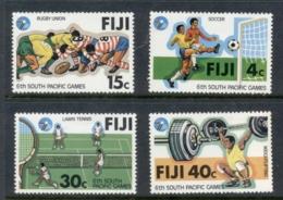 Fiji 1979 South Pacific Games MUH - Fidji (1970-...)