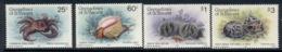 St Vincent Grenadines 1985 Shellfish MUH - St.Vincent & Grenadines