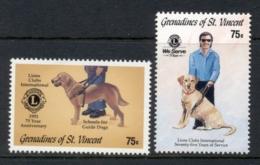 St Vincent Grenadines 1992 Guide Dogs MUH - St.Vincent & Grenadines