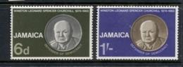 Jamaica 1965 Churchill MUH - Jamaica (1962-...)