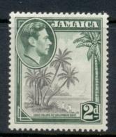 Jamaica 1938-51 KGVI Pictorial 2d Perf 13 MLH - Jamaica (1962-...)
