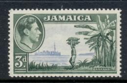 Jamaica 1938-51 KGVI Pictorial 3d MLH - Jamaica (1962-...)