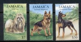 Jamaica 1999 Dogs MUH - Jamaica (1962-...)