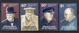 St Vincent Grenadines 1974 Winston Churchill MUH - St.Vincent & Grenadines