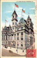 Pennsylvania Pittsburgh Post Office 1918 - Pittsburgh